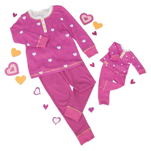 Our Generation® Me & You Pajamas - Size 6X - image 1 of 2