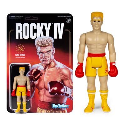 Super7 ReAction Figure - Rocky - Ivan Drago