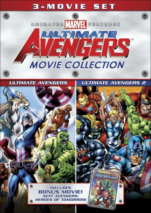 Ultimate Avengers Movie Collection [2 Discs] - image 1 of 1