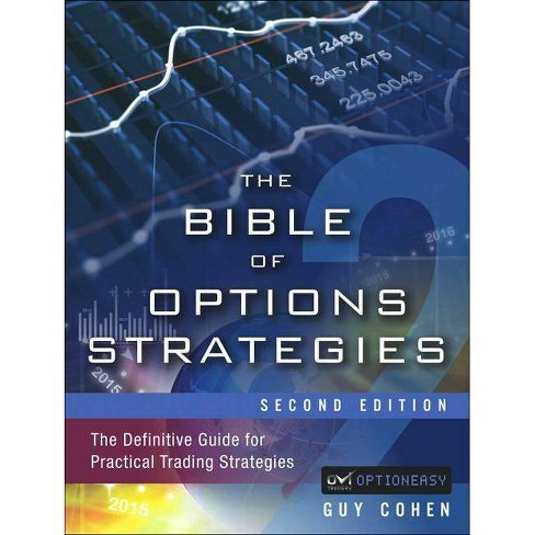 The Bible of Options Strategies - 2 Edition by  Guy Cohen (Hardcover) - image 1 of 1