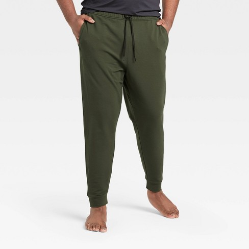 Men's Soft Gym Pants - All in Motion™ - image 1 of 4