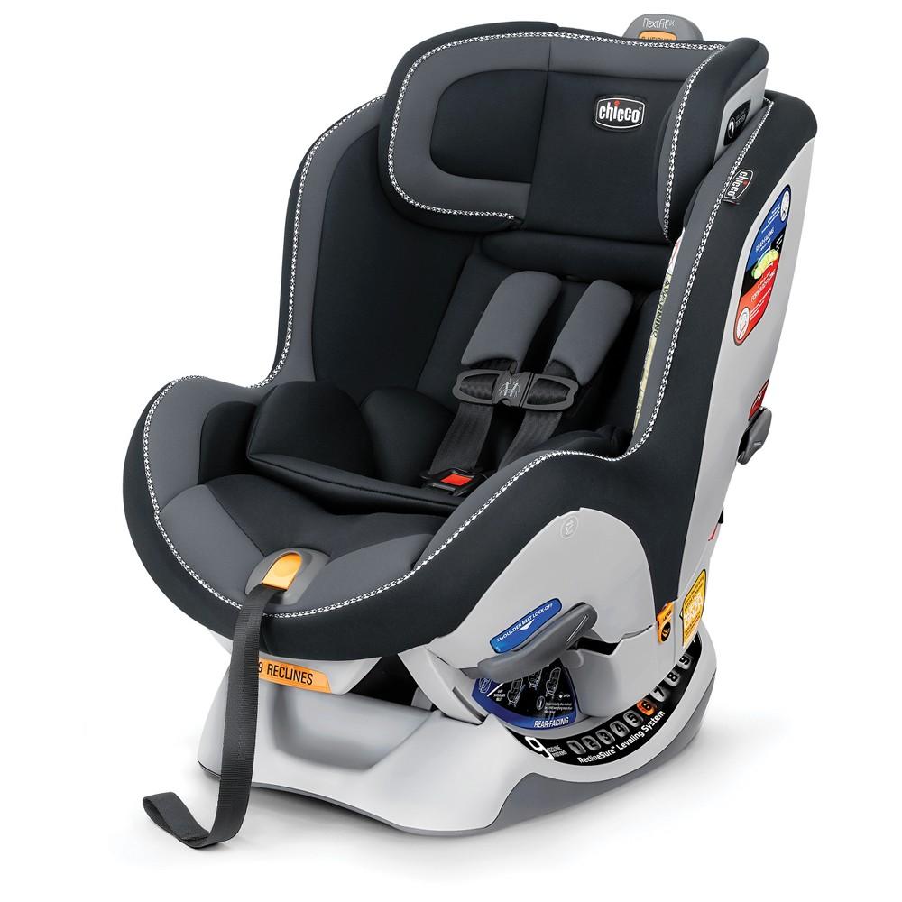 Chicco NextFit IX Convertible Car Seat - Mirage, Gray