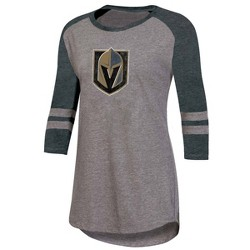 NHL Vegas Golden Knights Women's Netminder T-Shirt