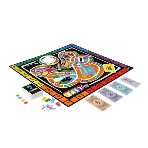 The Game Of Life Quarter Life Crisis Board Game Parody Adult Party