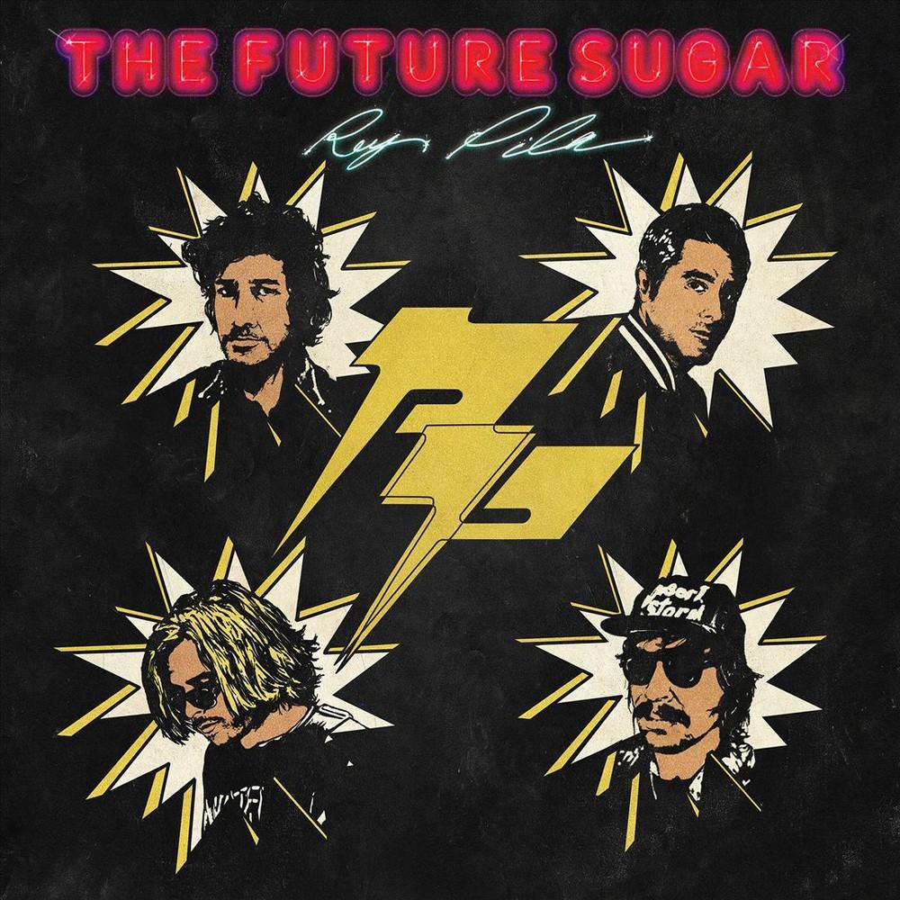 Rey Pila - Future Sugar (CD)