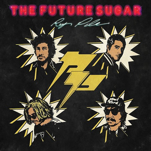 Rey pila - Future sugar (CD) - image 1 of 1