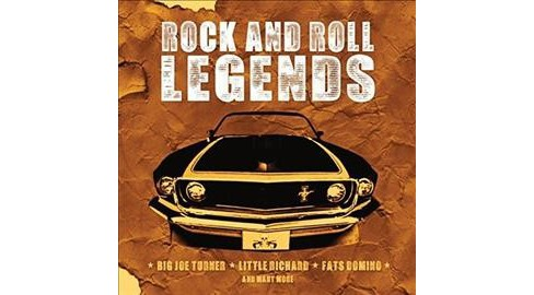 Various - Rock And Roll Legends (Vinyl) - image 1 of 1