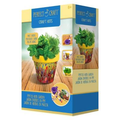 Perfect Craft Herb Garden Kit