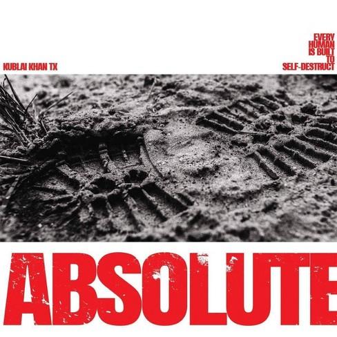 Kublai khan tx - Absolute   lp (Vinyl) - image 1 of 1