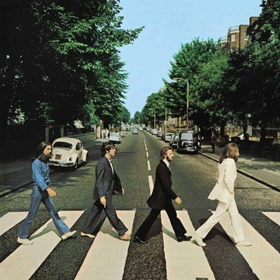 The Beatles - Abbey Road Anniversary (CD)