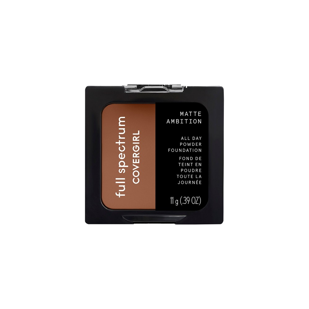 Covergirl Matte Ambition All Day Powder Foundation Deep Neutral 2 - 0.38oz
