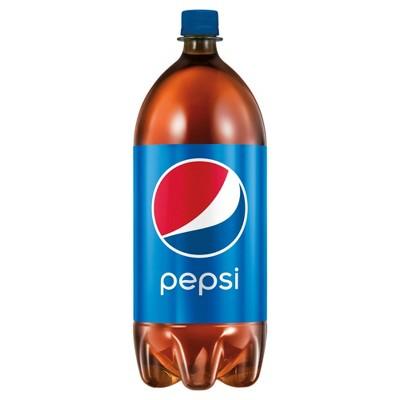 Pepsi Cola Soda - 2 L Bottle