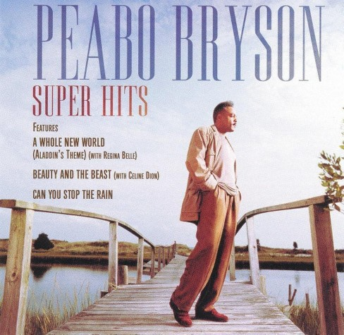 Peabo bryson - Super hits:Peabo bryson (CD) - image 1 of 1