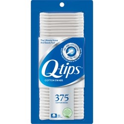 Q-Tips Cotton Swabs - 375ct