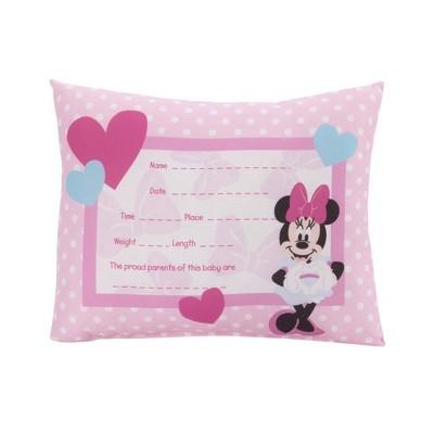 Disney Minnie Mouse Keepsake Pillow