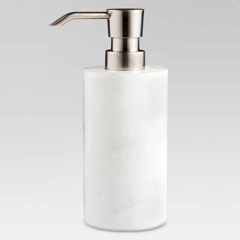 Marble Soap Lotion Dispenser White Project 62 Target