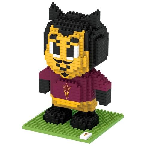 NCAA Arizona State Sun Devils 3D BRXLZ Mascot Puzzle 1000pc - image 1 of 1