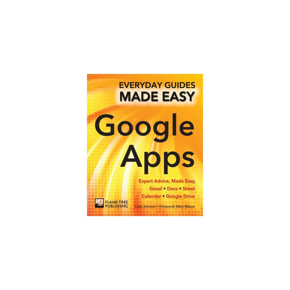 Google Apps (New) (Paperback) (Luke Johnson)