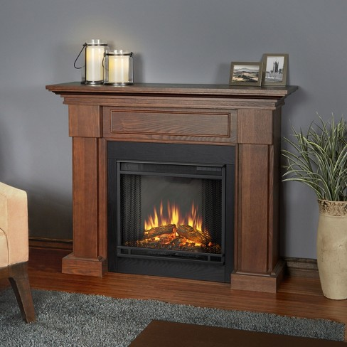Real Flame - Hillcrest Electric Fireplace - image 1 of 6