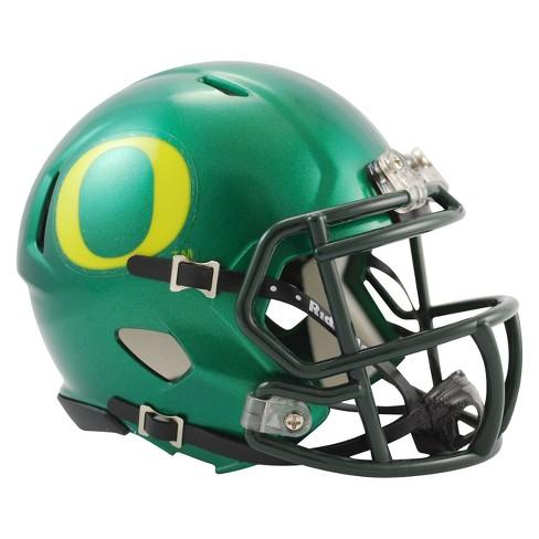 Oregon Ducks Riddell Speed Mini Helmet - Green - image 1 of 1