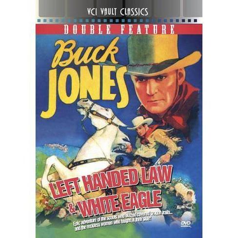 Buck Jones Western Double Feature Volume 2 (DVD) - image 1 of 1