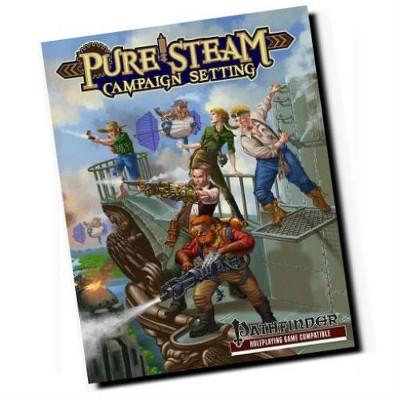 Pure Steam Hardcover
