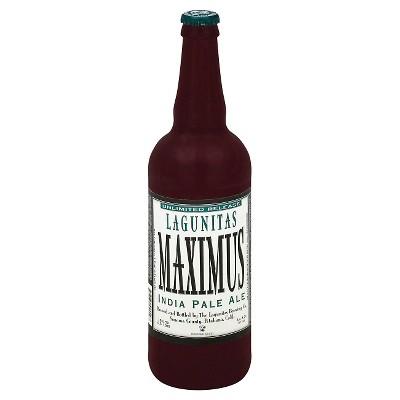 Lagunitas Maximus IPA Beer - 22 fl oz Bottle