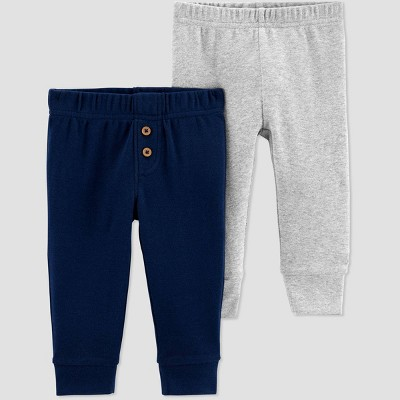 Baby Boys' Leggings - Just One You® made by carter's Navy 6M