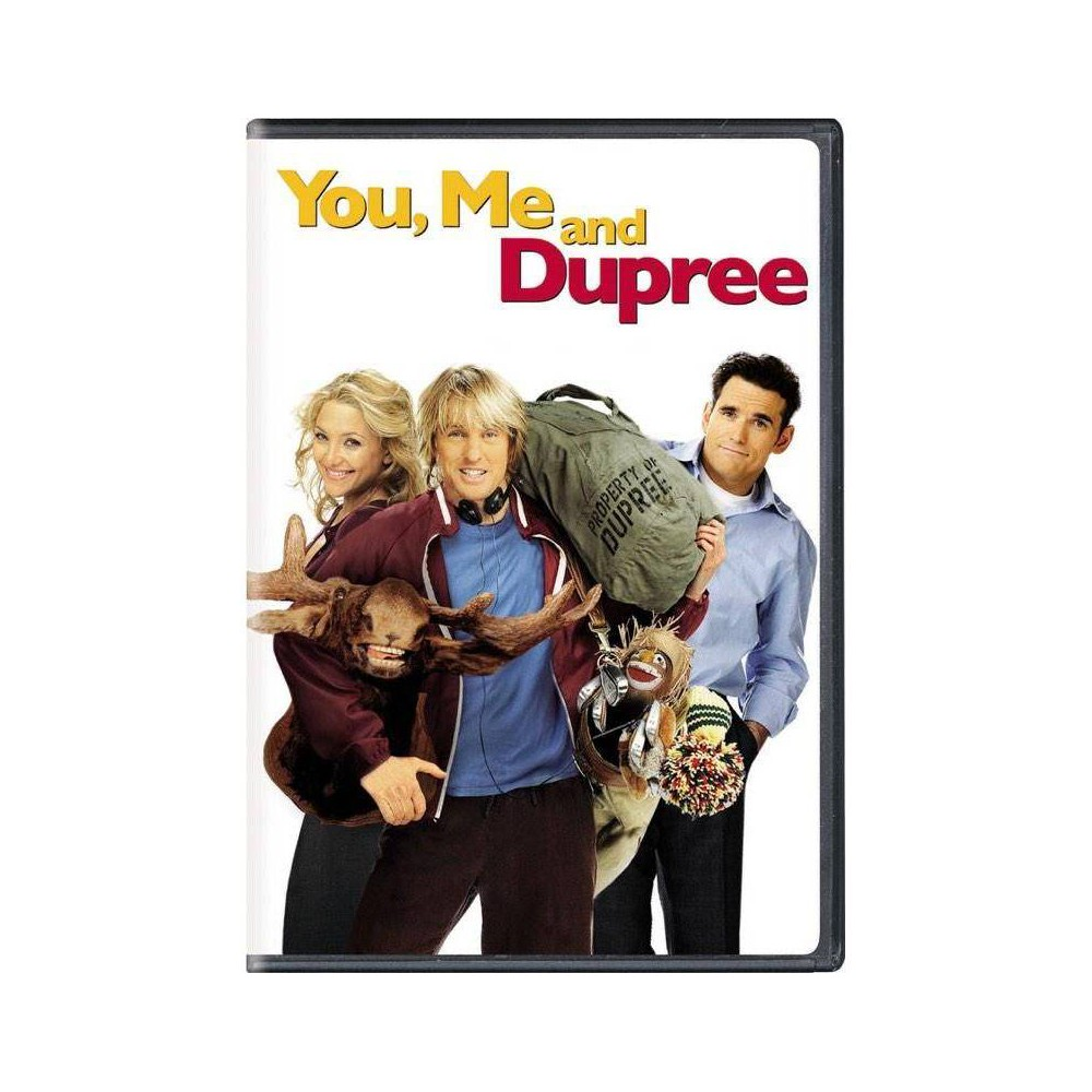 You Me And Dupree Dvd