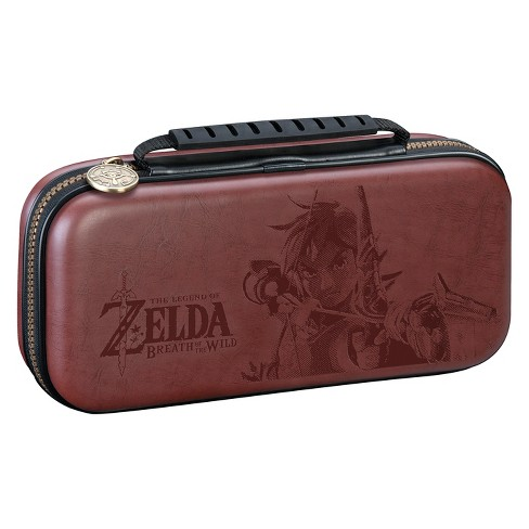 Nintendo Switch Game Traveler Deluxe Travel Case - Brown - image 1 of 3