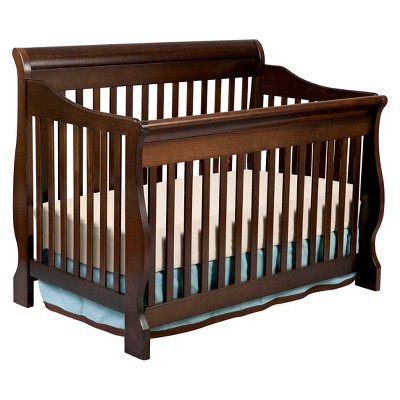 Delta Children® Canton 4-in-1 Crib - Espresso Cherry
