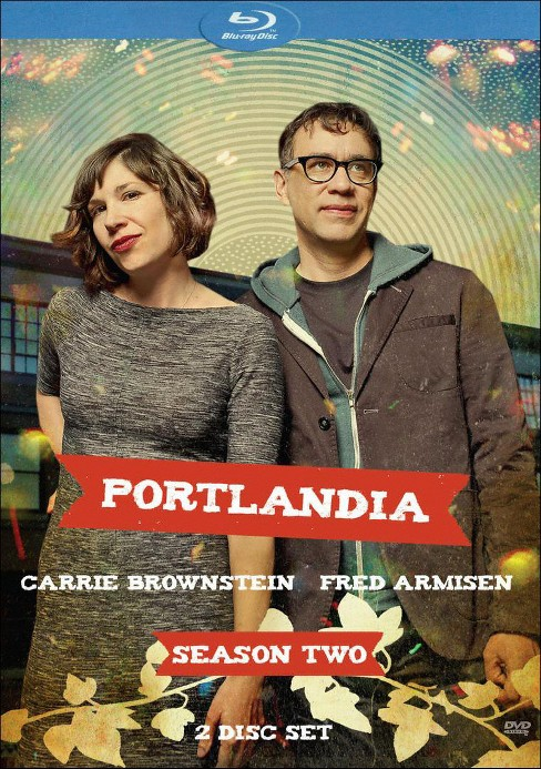 Portlandia:Season 2 (Blu-ray) - image 1 of 1