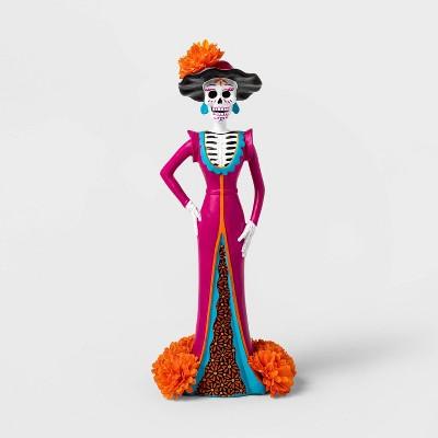 Día de Muertos Standing Female Figure