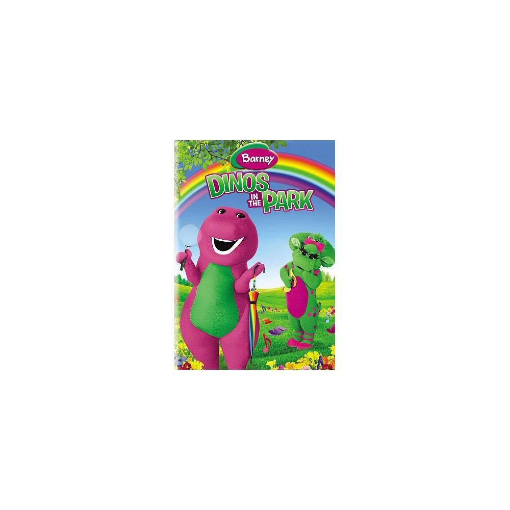 Barney:Dino In The Park (Dvd)