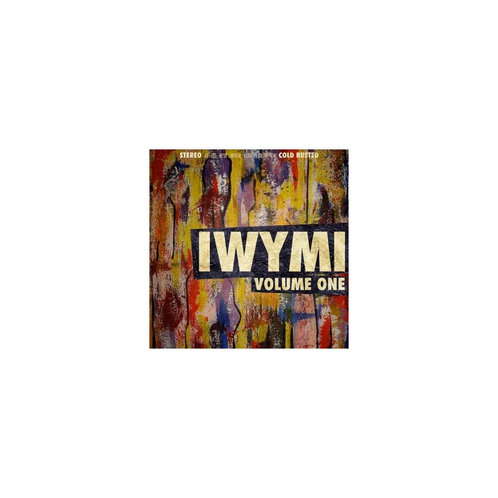 Various - Iwymi Vol 1 & 2 (CD)