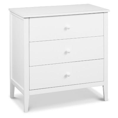 Carter's by DaVinci® Morgan 3-Drawer Dresser - White