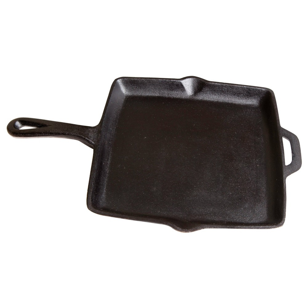 Image of Camp Chef 11 Square Cast Iron Skillet - Black
