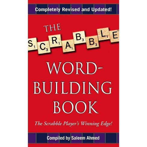 The Scrabble Word-Building Book - (Paperback)