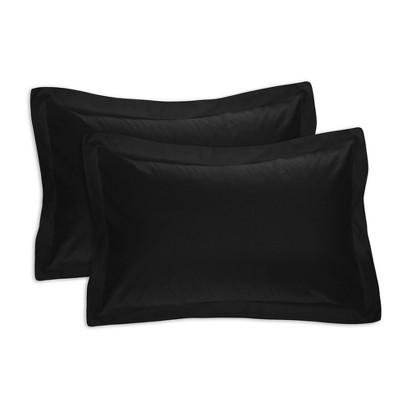Tailored 2 Piece Pillow Sham