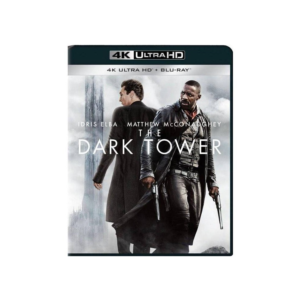 Dark Tower 4k Uhd Blu Ray Digital