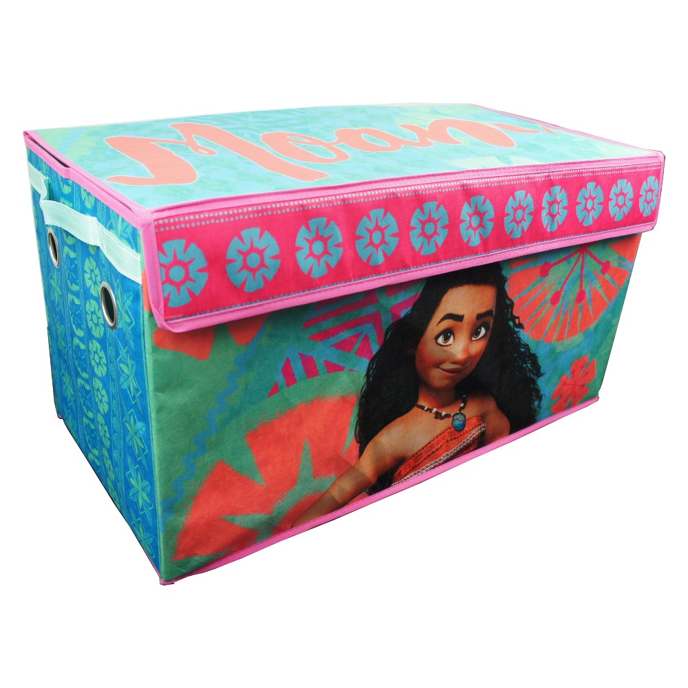 Disney Moana Collapsible Storage Trunk, Multi-Colored