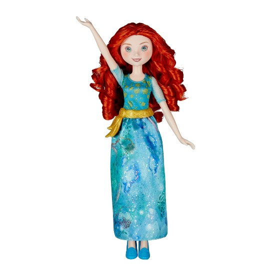 Disney Princess Royal Shimmer - Merida Doll image number null