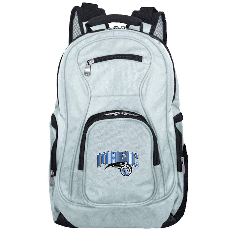 NBA Orlando Magic Gray Laptop Backpack, Size: Small