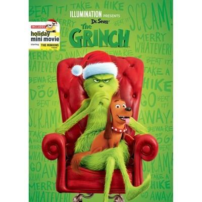 Dr. Seuss' The Grinch(DVD)