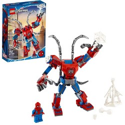 LEGO Marvel Spider-Man: Spider-Man Mech 76146 Building Playset with Mech and Minifigure