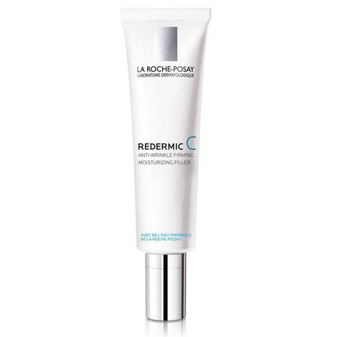 La Roche-Posay Redermic C Anti-Wrinkle Firming Face Moisturizer - 1.35oz - image 1 of 4