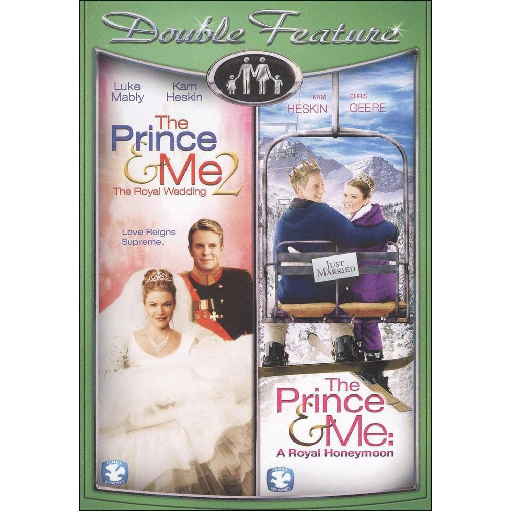 The Prince & Me 2: The Royal Wedding/The Prince & Me 3: A Royal Honeymoon