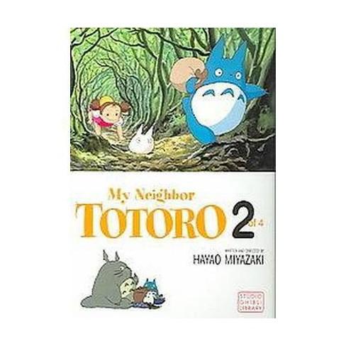 My Neighbor Totoro 2 Paperback Hayao Miyazaki Target