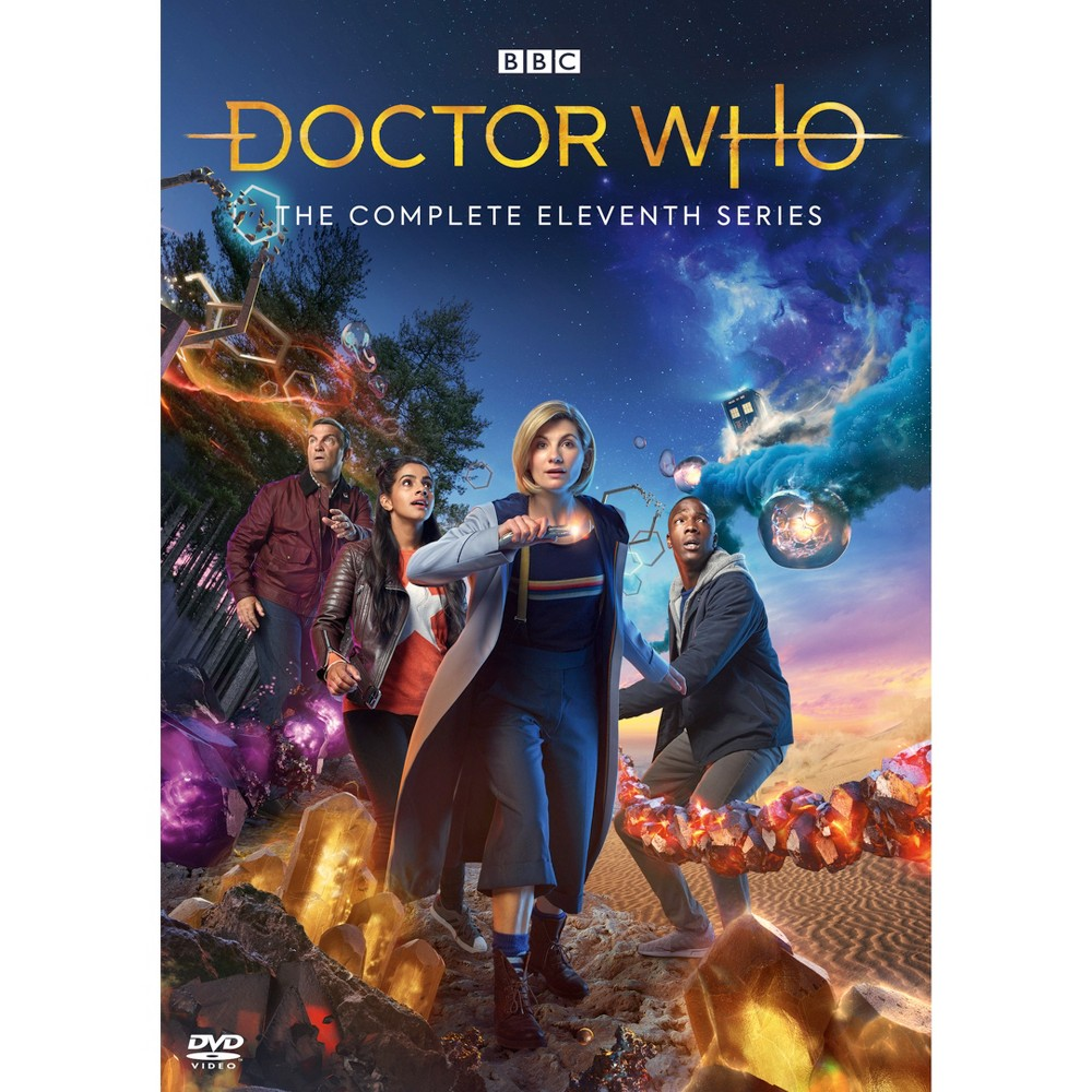 Doctor Who: The Complete Eleventh Series (Dvd)