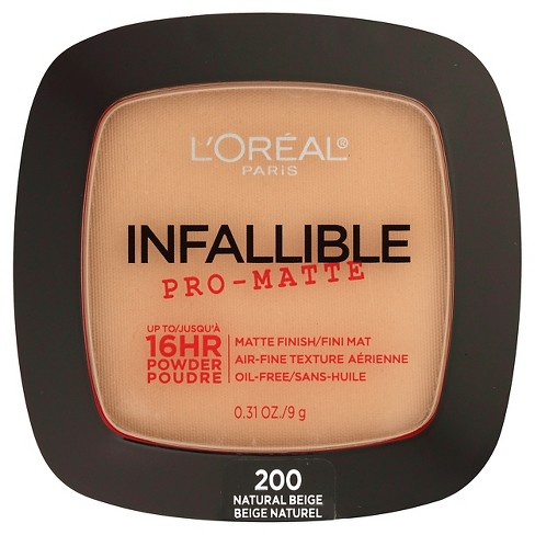 L'Oreal Paris Infallible Pro-Matte Powder - image 1 of 1